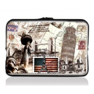 "Etui na notebook tablet neopren 9.7"" - 17.4"""