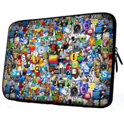 "Etui na notebook tablet neopren 15"" - 15,6"""