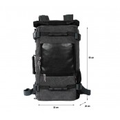 PZ8 Torba podróżna plecak wielofunkcyjna 'Kankko 2' unisex
