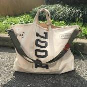 A398 POOL™ uniwersalna torba płócienna unisex. Rozmiary S - XS