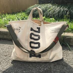 08TM POOL™ uniwersalna torba płócienna unisex. Rozmiary S - XS