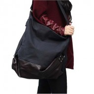 A4098 SAFFI™ Damska miejska torba worek na ramię.