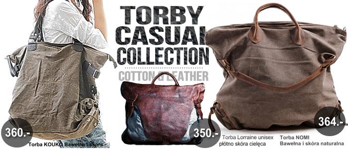 torebkolandia damskie torby na ramię casual
