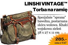torba na ramię chlebak bawelniany canvas bag
